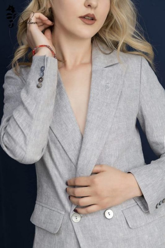 áo vest quần lửng